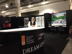 Dr. Jack enjoys his time in Boston at the Dream Center.