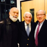 Dr. Jack is with Wally and Bruce at Harvard.