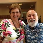 Dr. Jack enjoyed meeting Jan, the hygienist of  Jamie's neighbor, Jeanette.