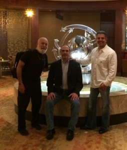 Dr. Jack Dillenberg, Dr. Don Altman and Dr. Tony Hashemian will be returning to Dubai this spring.