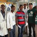 Steve Thorne visits rural clinic providers.