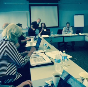 Dr. Jack joins CHCS small consulting group to discuss adult dental benefits in medicaid while in Philadelphia.