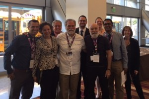 Dr. Jack joins AADMD members during their conference.