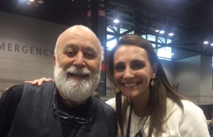 Dr. Jack ran into an ASDOH alum, Dr. Jennifer Mullarkey at the Mid-winter meeting.