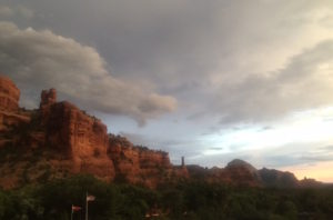 The Deans Institute selected scenic Sedona, Ariz. for its 2106 meeting.