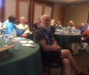 Dr. Jack joins many dental school deans at the 2106 Deans Institute.