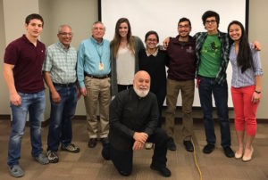 UNM Predental club invited Dr. Jack to speak in Albuquerque.