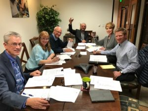 The new not-for-profit, Brighter Way, held its first board meeting.