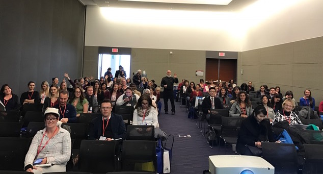 Dr. Jack Dillenberg travels to Boston, Mass. for the Yankee Dental Congress
