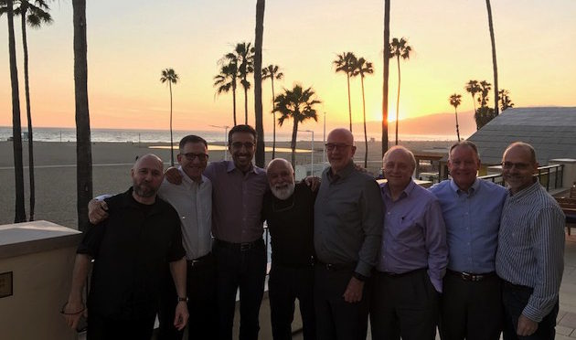 Southern California welcomes Dr. Jack for meetings with dental deans and pre-health profession students