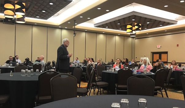 Dr. Jack Dillenberg co-presents at the the ASAPA meeting