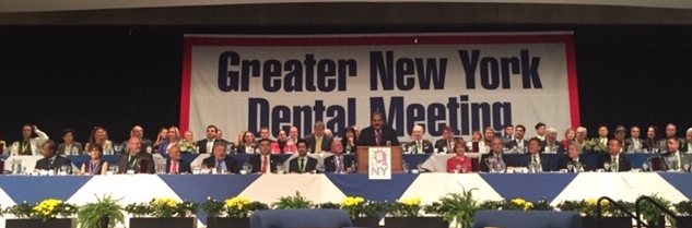 First Public Health Symposium is held at the Greater New York Dental Meeting